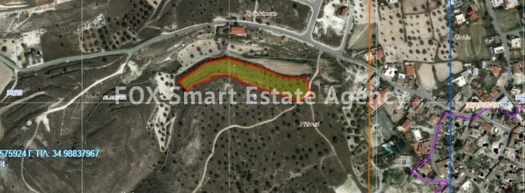 For Sale 6,689sq.m Residential Land in Alambra