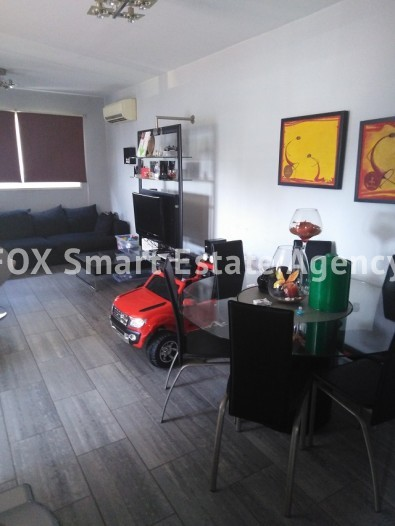 For Sale 2 Bedroom Top floor Apartment in Agios vasilios, Strovolos, Nicosia 8