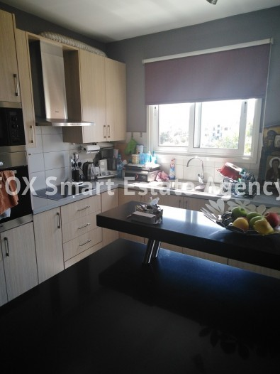 For Sale 2 Bedroom Top floor Apartment in Agios vasilios, Strovolos, Nicosia 2