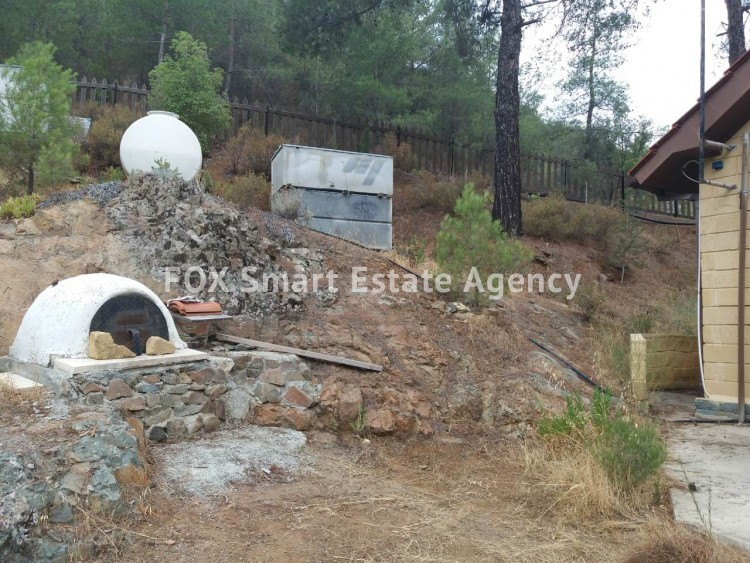 For Sale 4 Bedroom Detached House in Farmakas, Nicosia 16
