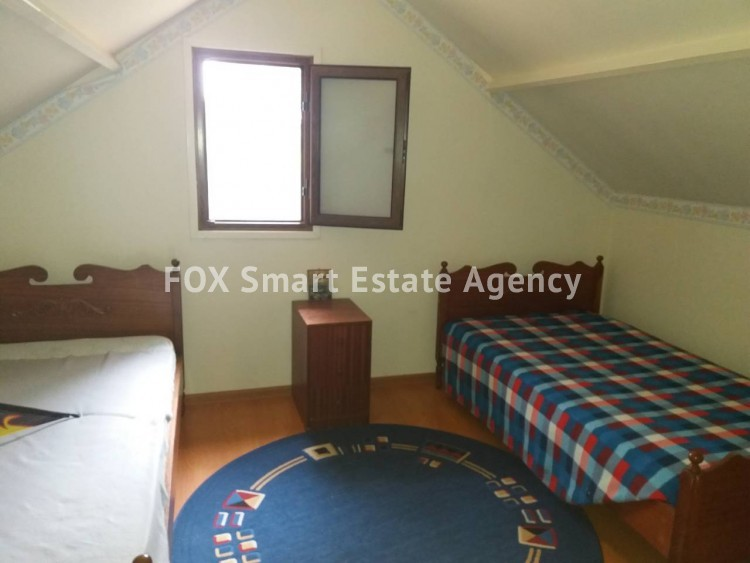 For Sale 4 Bedroom Detached House in Farmakas, Nicosia 12