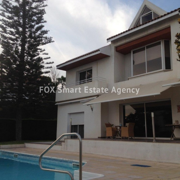 For Sale 4 Bedroom Detached House in Agios tychonas, Agios Tychon, Limassol 38
