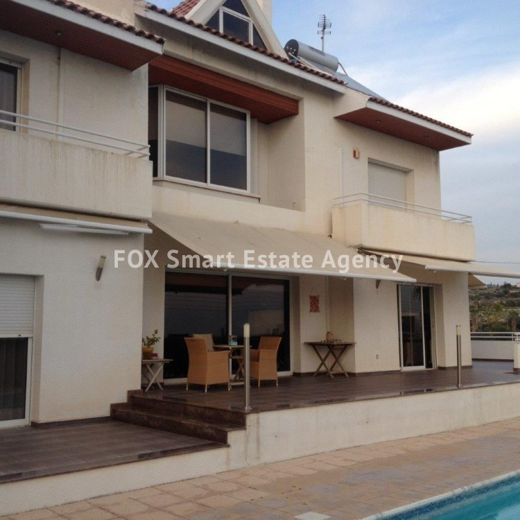 For Sale 4 Bedroom Detached House in Agios tychonas, Agios Tychon, Limassol 33
