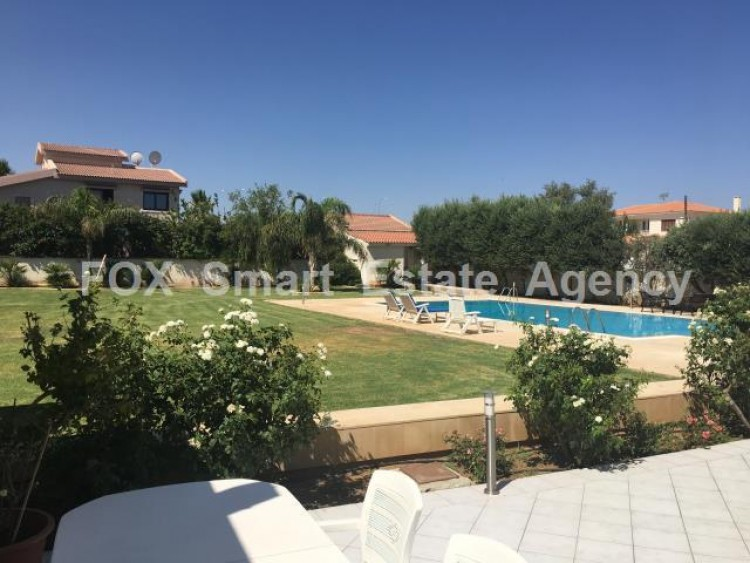 For Sale 4 Bedroom Detached House in Latsia, Nicosia