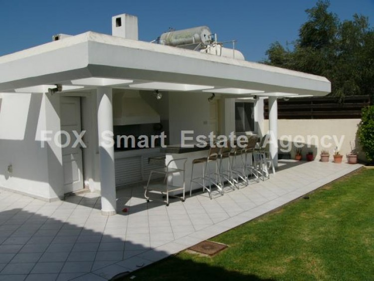 For Sale 4 Bedroom Detached House in Latsia, Nicosia 13