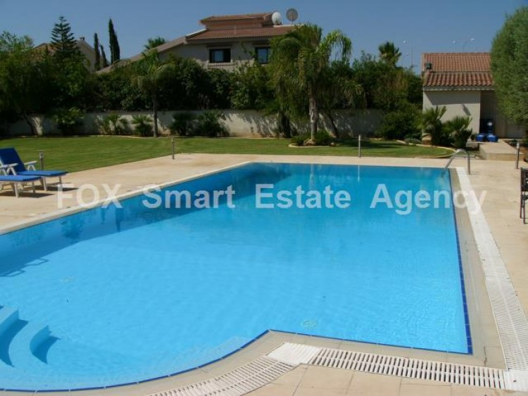 For Sale 4 Bedroom Detached House in Latsia, Nicosia 17