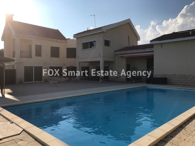 For Sale 5 Bedroom Detached House in Agios athanasios, Limassol 7 10