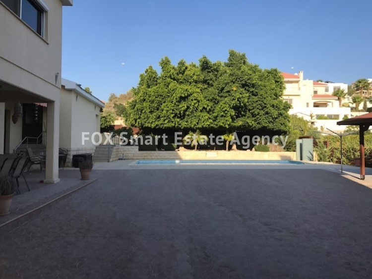 For Sale 5 Bedroom Detached House in Agios athanasios, Limassol 17