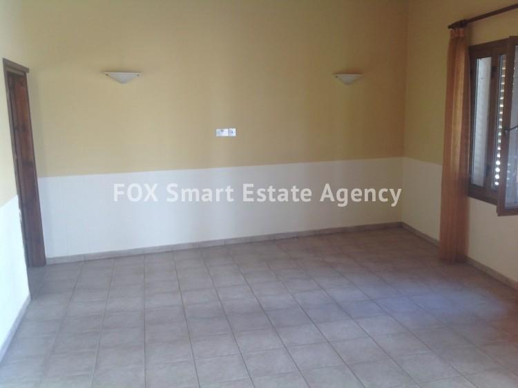For Sale 2 Bedroom Bungalow (Single Level) House in Chrysopolitissa, Larnaca, Larnaca