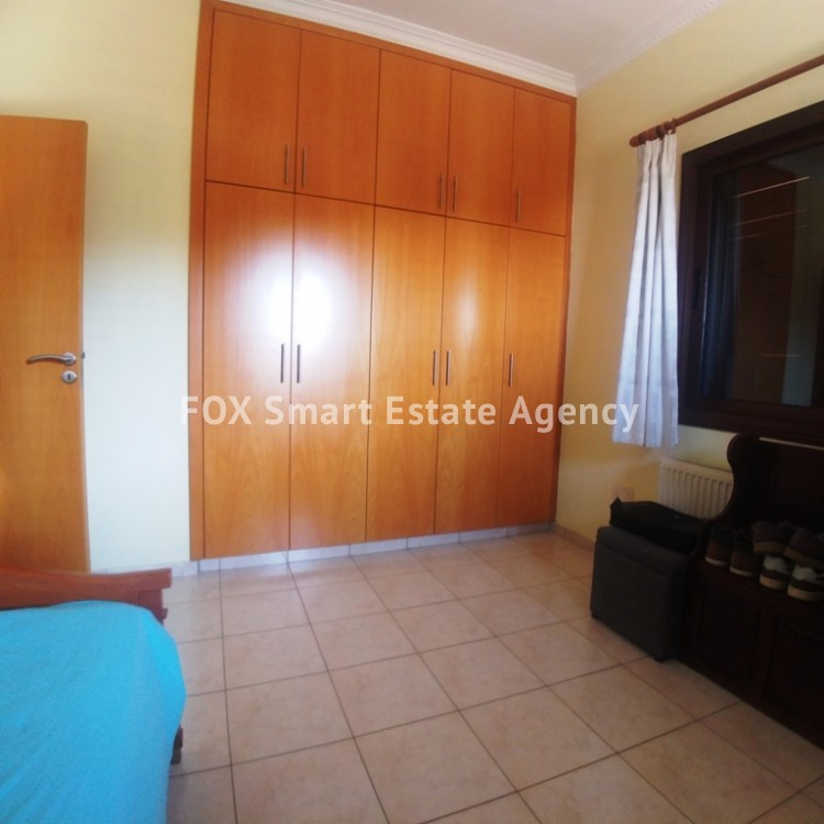 A Bright 3 Bedroom Bungalow (Single Level) House For Sale in Pervolia 10