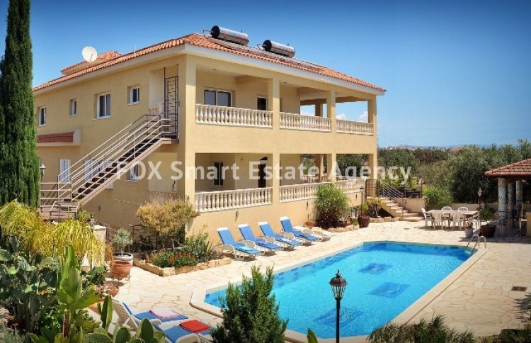 For Sale 10 Bedroom Detached House in Kolossi, Limassol 4