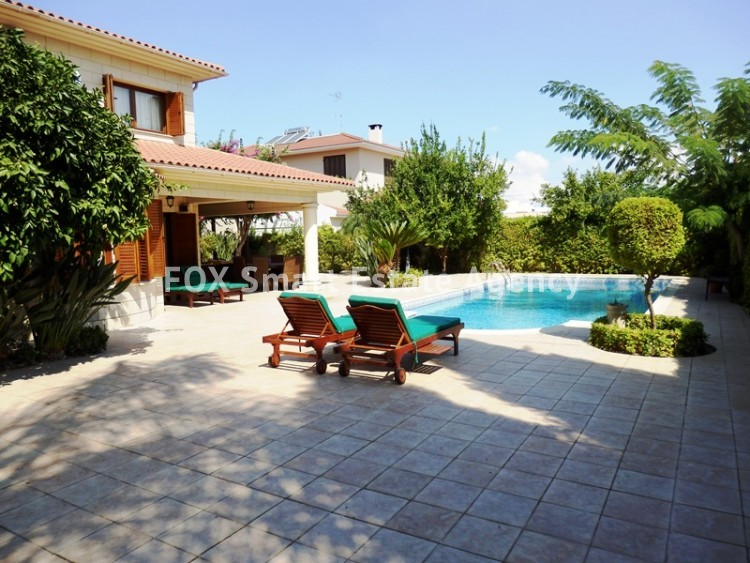 For Sale 4 Bedroom  House in Strovolos, Nicosia 13