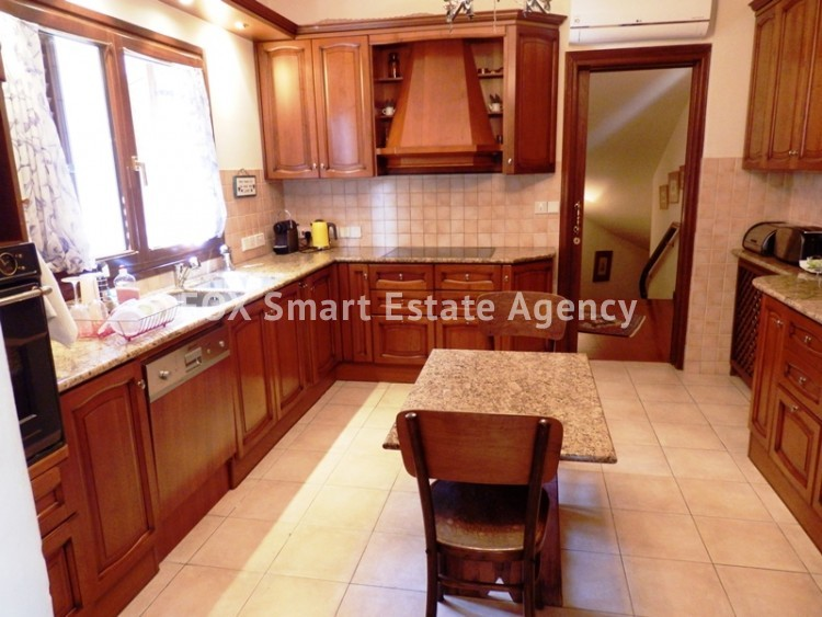 For Sale 4 Bedroom  House in Strovolos, Nicosia 13 10