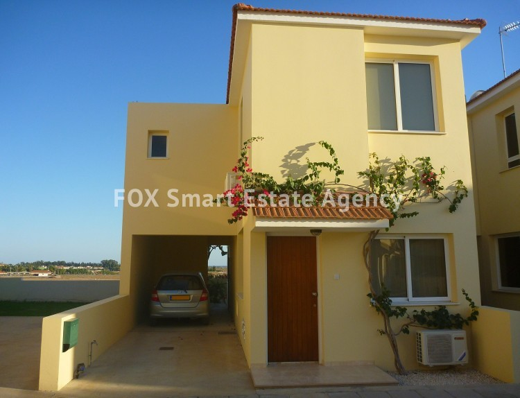 For Sale 3 Bedroom Detached House in Tersefanou, Larnaca