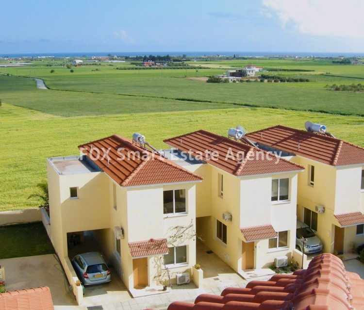 For Sale 3 Bedroom Detached House in Tersefanou, Larnaca 8