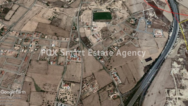 Large Plot For Sale in Pyla