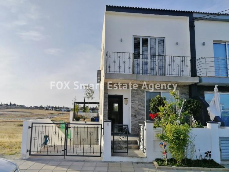 For Sale 4 Bedroom Semi-detached House in Carolina park, Ilioupoli, Nicosia 2