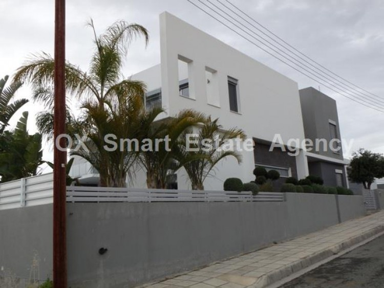 For Sale 5 Bedroom Detached House in Panthea, Limassol