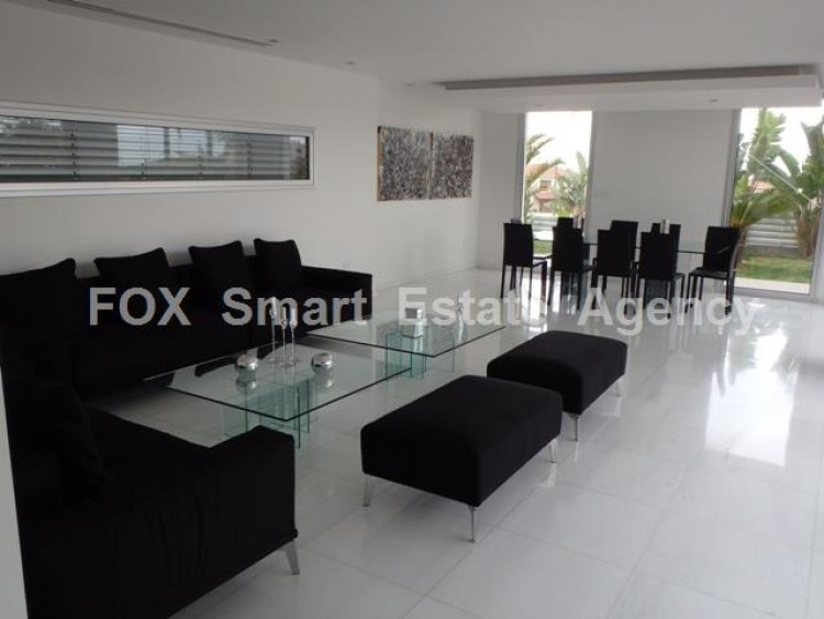 For Sale 5 Bedroom Detached House in Panthea, Limassol 12