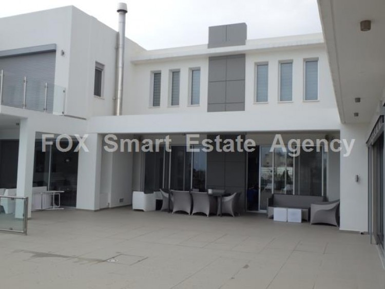 For Sale 5 Bedroom Detached House in Panthea, Limassol 18