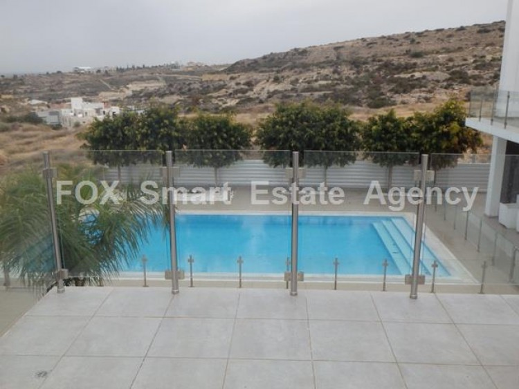 For Sale 5 Bedroom Detached House in Panthea, Limassol 22