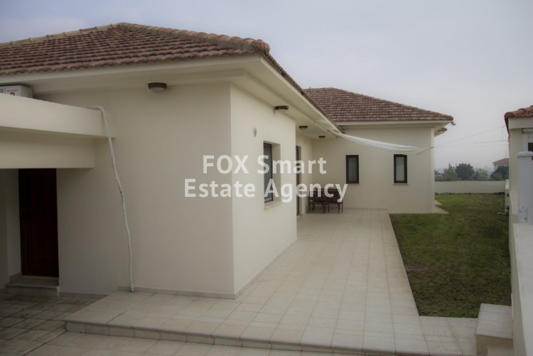 For Sale 4 Bedroom Bungalow (Single Level) House in Apostolos loukas , Larnaca 2
