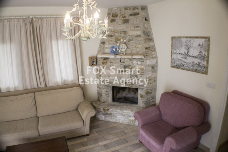 For Sale 4 Bedroom Bungalow (Single Level) House in Apostolos loukas , Larnaca 5