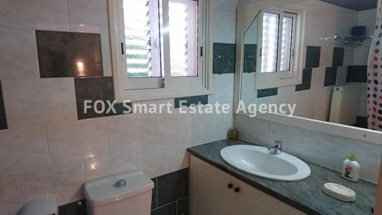 For Sale 4 Bedroom Semi-detached House in Agios vasilios, Strovolos, Nicosia 26