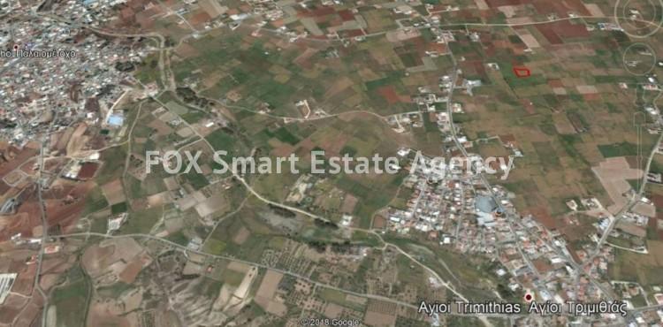 For sale 1930 sq.m Residential Land in Agioi Trimithias