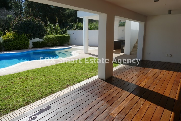 For Sale 4 Bedroom Detached House with swimming pool in Aglantzia, Nicosia 16