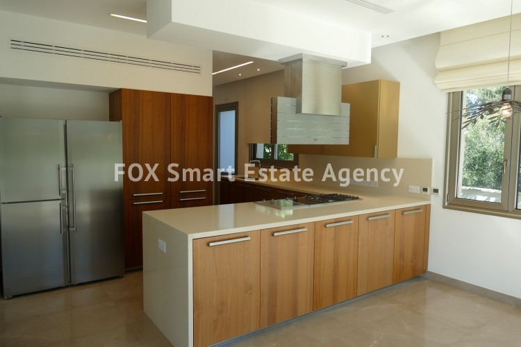 For Sale 4 Bedroom Detached House with swimming pool in Aglantzia, Nicosia 9