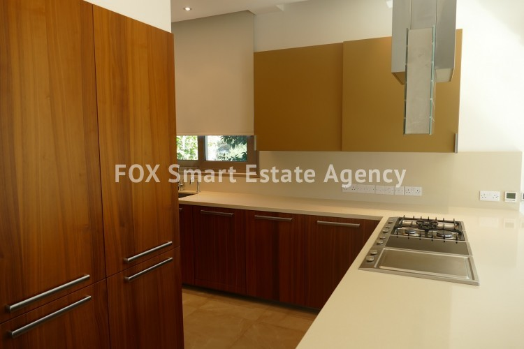 For Sale 4 Bedroom Detached House with swimming pool in Aglantzia, Nicosia 11