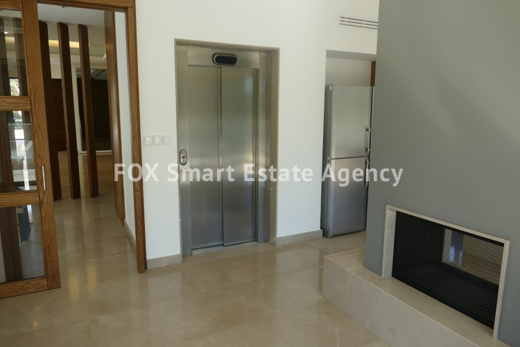 For Sale 4 Bedroom Detached House with swimming pool in Aglantzia, Nicosia 21