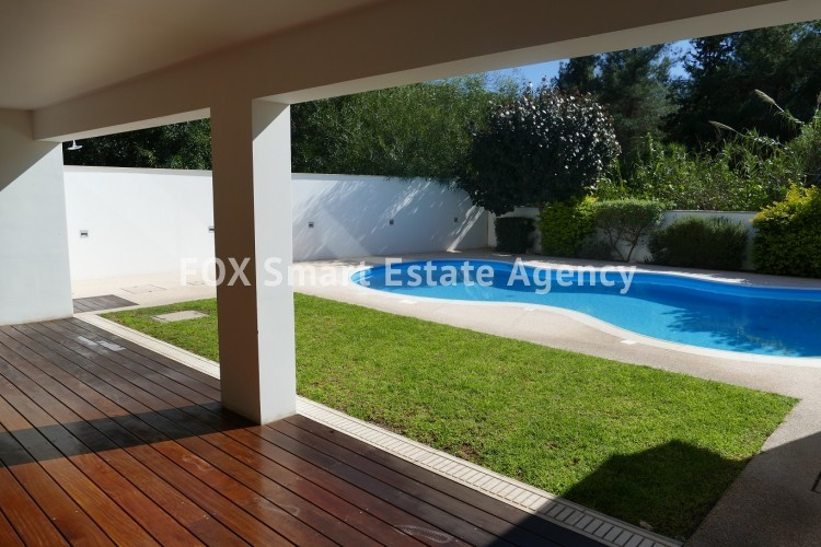For Sale 4 Bedroom Detached House with swimming pool in Aglantzia, Nicosia 17