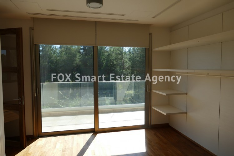 For Sale 4 Bedroom Detached House with swimming pool in Aglantzia, Nicosia 30