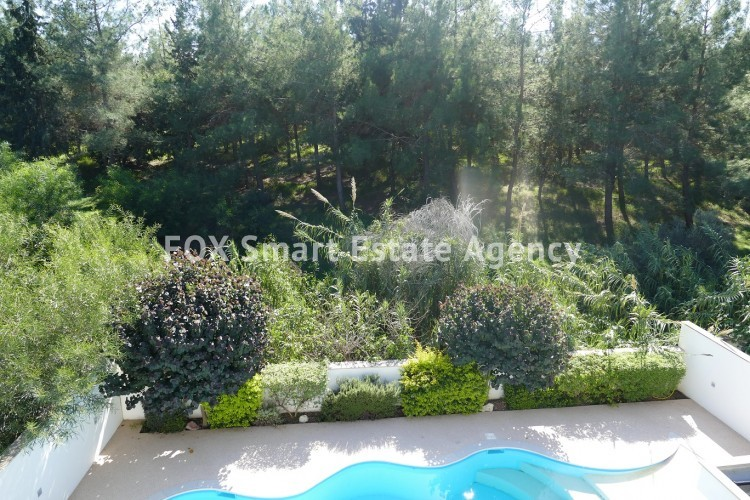 For Sale 4 Bedroom Detached House with swimming pool in Aglantzia, Nicosia 32