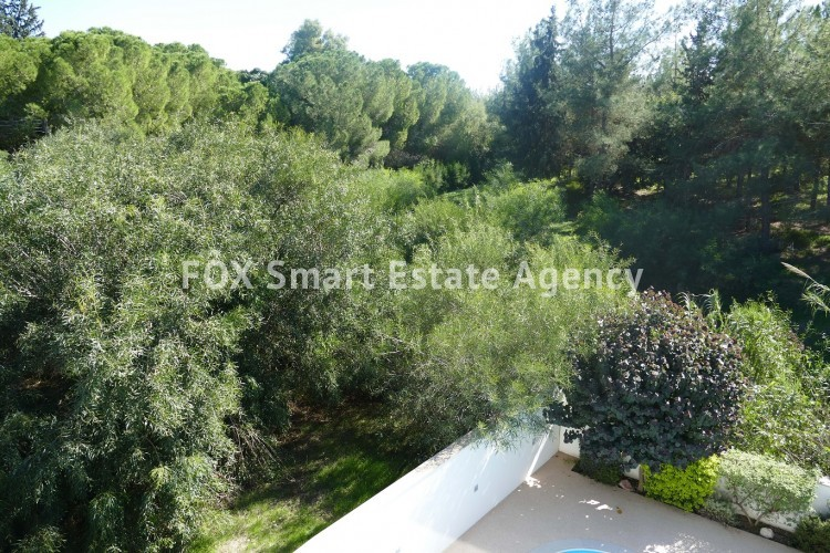 For Sale 4 Bedroom Detached House with swimming pool in Aglantzia, Nicosia 33