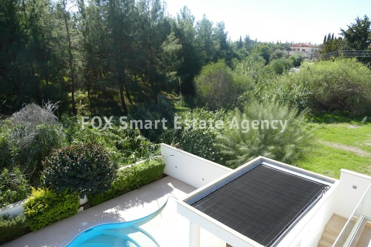 For Sale 4 Bedroom Detached House with swimming pool in Aglantzia, Nicosia 34