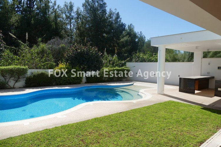 For Sale 4 Bedroom Detached House with swimming pool in Aglantzia, Nicosia 14