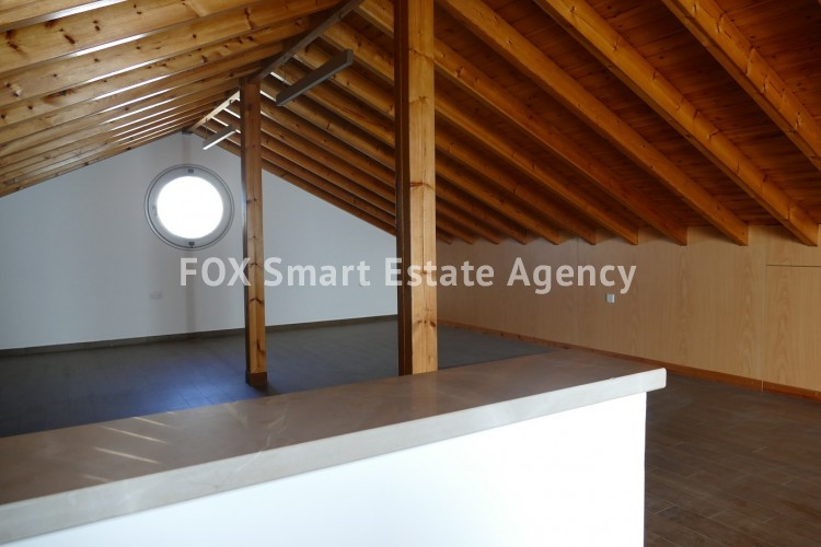 For Sale 4 Bedroom Detached House with swimming pool in Aglantzia, Nicosia 42