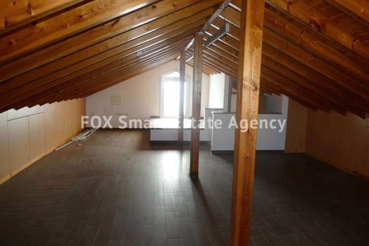 For Sale 4 Bedroom Detached House with swimming pool in Aglantzia, Nicosia 44