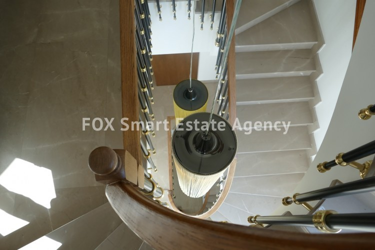 For Sale 4 Bedroom Detached House with swimming pool in Aglantzia, Nicosia 45