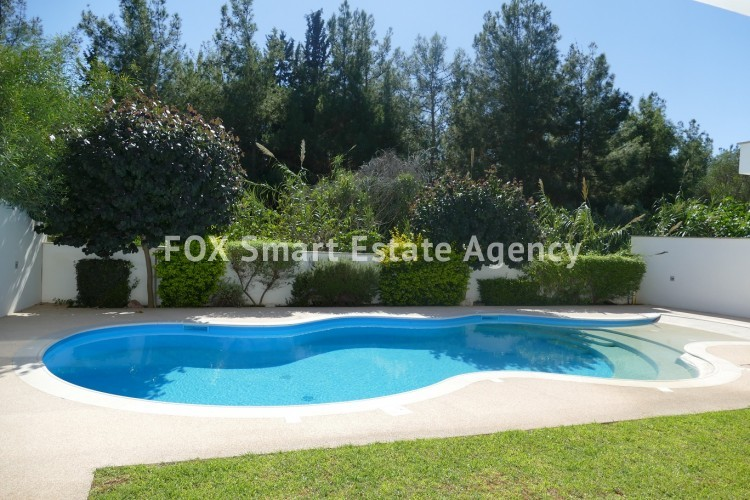 For Sale 4 Bedroom Detached House with swimming pool in Aglantzia, Nicosia 15