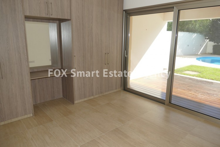 For Sale 4 Bedroom Detached House with swimming pool in Aglantzia, Nicosia 50