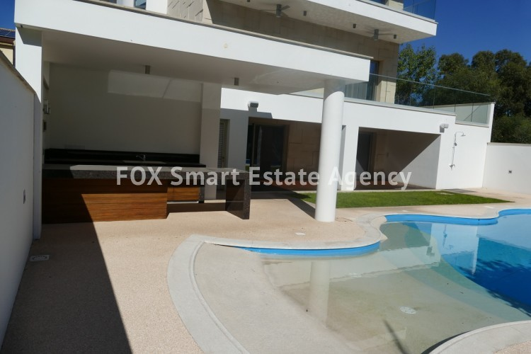 For Sale 4 Bedroom Detached House with swimming pool in Aglantzia, Nicosia 19
