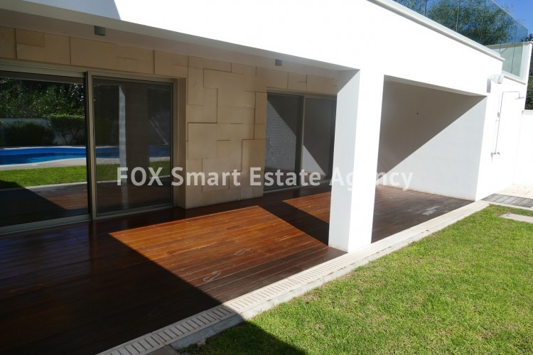 For Sale 4 Bedroom Detached House with swimming pool in Aglantzia, Nicosia 18