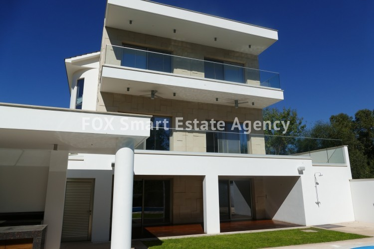 For Sale 4 Bedroom Detached House with swimming pool in Aglantzia, Nicosia 20