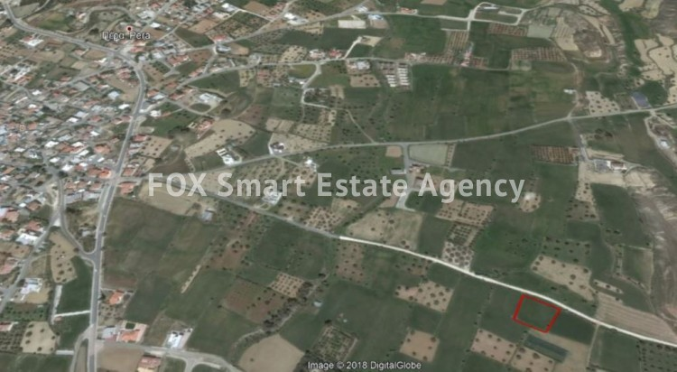 For sale 2007 sq.m Residential Land at Pera Orinis