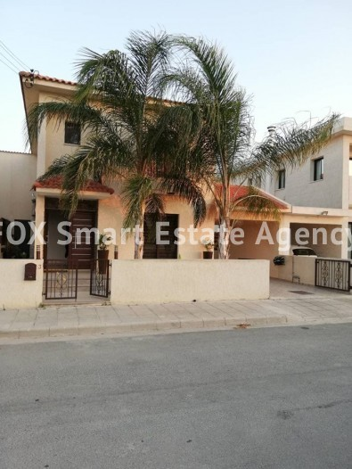 For Sale 4 Bedroom  House in Apostolos loukas, Aradippou, Larnaca