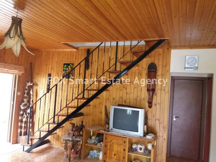 For Sale 4 Bedroom House on 7489sq.m of Land in Farmakas, Nicosia